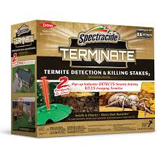 Spectracide Terminate Detection and Killing Stakes 15-Count Termite Killer
