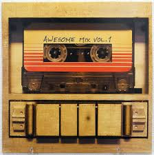 Soundtrack | <b>Guardians Of</b> Galaxy Awesome Mix Vol. 1 – Rock on!