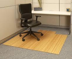 Clear Plastic Desk Mat Non Studded Chair Mat Plastic Runner For