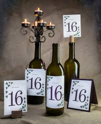 Wine Themed Decor Wine Themed Favors Wedding Decor Wine Country Occasions