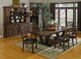 Dining Room Table Ideas Cozy  Dining Room Designs For Small - Dark wood dining room tables