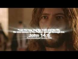 I AM THE WAY THE TRUTH AND THE LIFE John 14 6