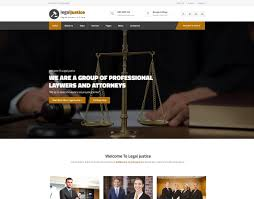Law Templates 17 Powerful Premium Lawyer Website Templates Html Wordpress