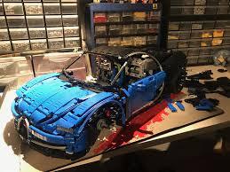 The bugatti chiron is the fastest, most powerful, and most exclusive super car in bugatti's manufacturing history. Lego Technic 42083 Bugatti Chiron Lego Technic Lego Lego Models