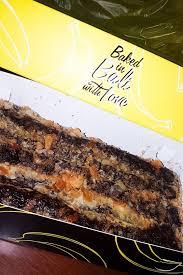 The Best Banana Cake In The World Bali Banana Wins My Heart