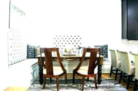 Curved dining bench Banquette Bench Curved Dining Bench With Back Gaian Dining Room Benches With Backs Katuininfo Curved Dining Bench With Back Gaian Dining Room Benches With Backs