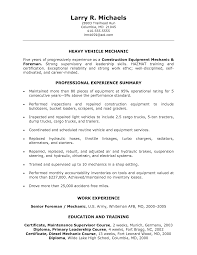 Electrical Foreman Resume Samples Perfect Electrical Foreman