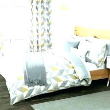 mustard yellow duvet cover yellow chevron duvet cover grey and yellow duvet set grey and yellow mustard yellow duvet cover