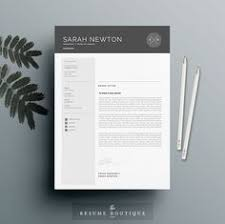 Free Resume & Cover Letter Template | Pinterest | Cover Letter ...