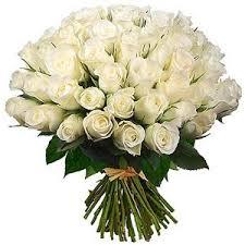 Купить <b>букет</b> из белых роз с доставкой в Химки - FloraHimki.ru