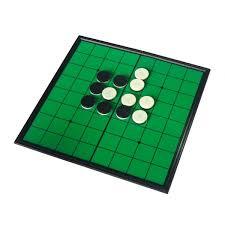 Wooden Othello Board Game Magnetic Reversi Othello Board game aobo shop 76