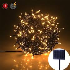 50 New solar Powered Outdoor String Lights Light and Lighting 2018