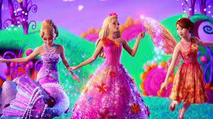 Barbie và Cánh Cổng Bí Mật - AVF - VFcartoon