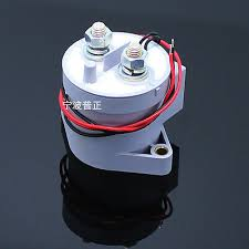 <b>1PC</b> - <b>12V 24V 36V</b> EV200 1000A car relay DC electric car master ...