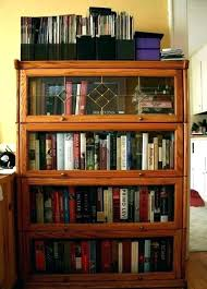 bookcaseslibrary bookcase with glass doors bookcases within plans li library bookcase with glass doors