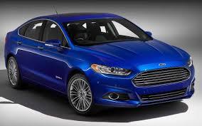 2016 Ford Fusion Hybrid Energi - http://www.carbrandsnews.com/2016 ...