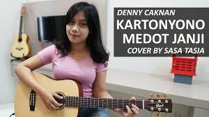 Tanpo biso nyanding aku mung biso nyawang. Kartonyono Medot Janji Denny Caknan Cover By Erlangga By Bats Channel Music