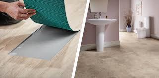 7 benefits of bathroom vinyl flooring