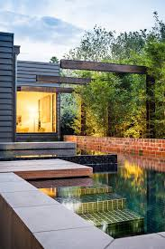 Collect this idea Naroon modern backyard project by Signature Landscapes,  COS Design and Serenity Pools (6)