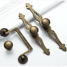door handle backplate antique brass knobs with dresser kitchen cabinet door handle knob bronze drop rings