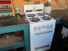 Detroit Jewel Burner Apartment Size Gas Stove Is A Cooktops