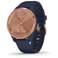 <b>Garmin vivomove 3S S/E</b> Sport, rose gold/navy - Smartwatches ...