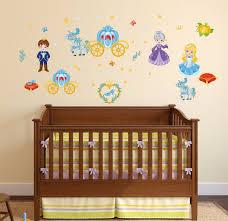 wall sticker decor girls nursery room