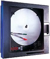 Partlow Mrc 5000 Circular Chart Recorder Partlow Mrc 5000 Circular Chart Recorder Circular Chart Recorders Partlow Recorders