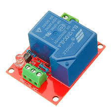 <b>BESTEP</b> 12V <b>30A 250V</b> 1 Channel Relay High Level Drive Relay ...
