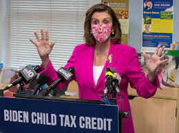 Nancy Pelosi, Jim McGovern plug Joe ...