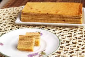 Indonesian Layered Cake Kek Lapis Asian Inspirations