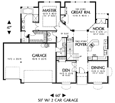 Small Picture main floor house blueprint House plans Pinterest House