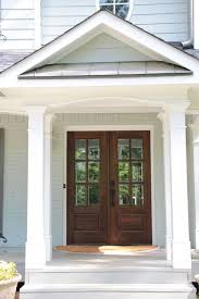 front double doorsWooden Front Doors With Glass White Front Door With Glass With