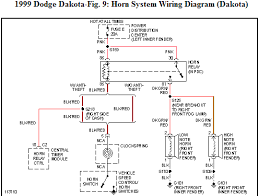 need color coded wiring diagram for 1999 dakota w tilt steering 2000 dodge dakota pcm wiring diagram at 99 Dakota Wiring Diagram