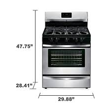 kenmore 02273433. kenmore 4.2 cu. ft. standard clean gas range with broil and serve drawer in stainless steel, includes delivery hookup (available select cities only) 02273433 n