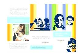 Education Brochure Templates Training Brochure Template Best Education Templates Free