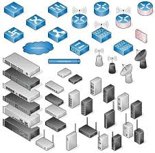awesome libreoffice network diagram icons hp server selector at Hp Network Diagram