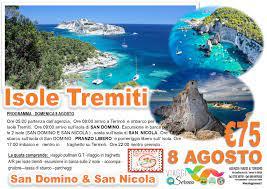 Viaggi di Gruppo: Isole Tremiti