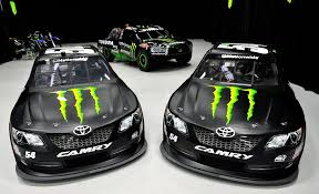 Monster Energy Camry Nascar Racing Pinterest Monster Energy