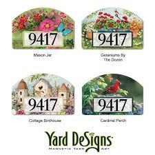 Yard Design Address Signs Pin By Dora Morgan On Yard Design Idea Yard Design Yard