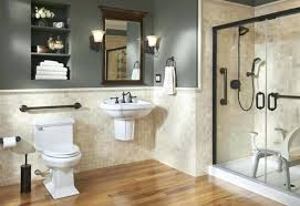 Accessible Bathroom Designs Custom Design