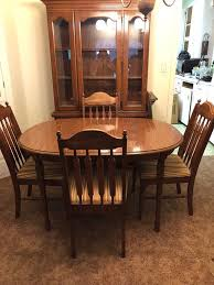 antique china hutch and dining room table for in spokane valley wa offerup