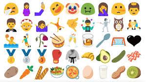 Androids Emoji Problem