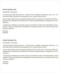 Letter Of Apology Sample Best Apology Letter Template For Elementary Students Happybirthdaybilly