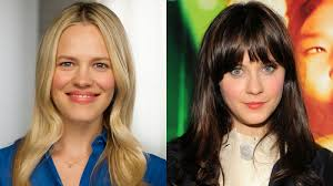 watch beauty icons zooey deschanel s natural looking flushed cheeks vogue video cne vogue