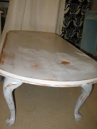 Shabby Chic White Coffee Table Shabby Chic Table Ladybirds Vintage