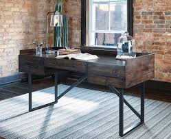 industrial office desk. Starling Industrial Office Desk Collection A
