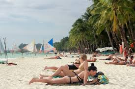 boracay is consistently rated by major tourist magazines as among the world s best beaches