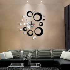 large round circle mirror wall sticker clock diy removable acrylic pertaining to attractive property circle mirror wall decor ideas on mirror wall art ideas diy with large round circle mirror wall sticker clock diy removable acrylic