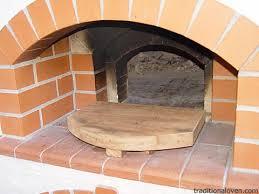 heat in the oven with its door opened